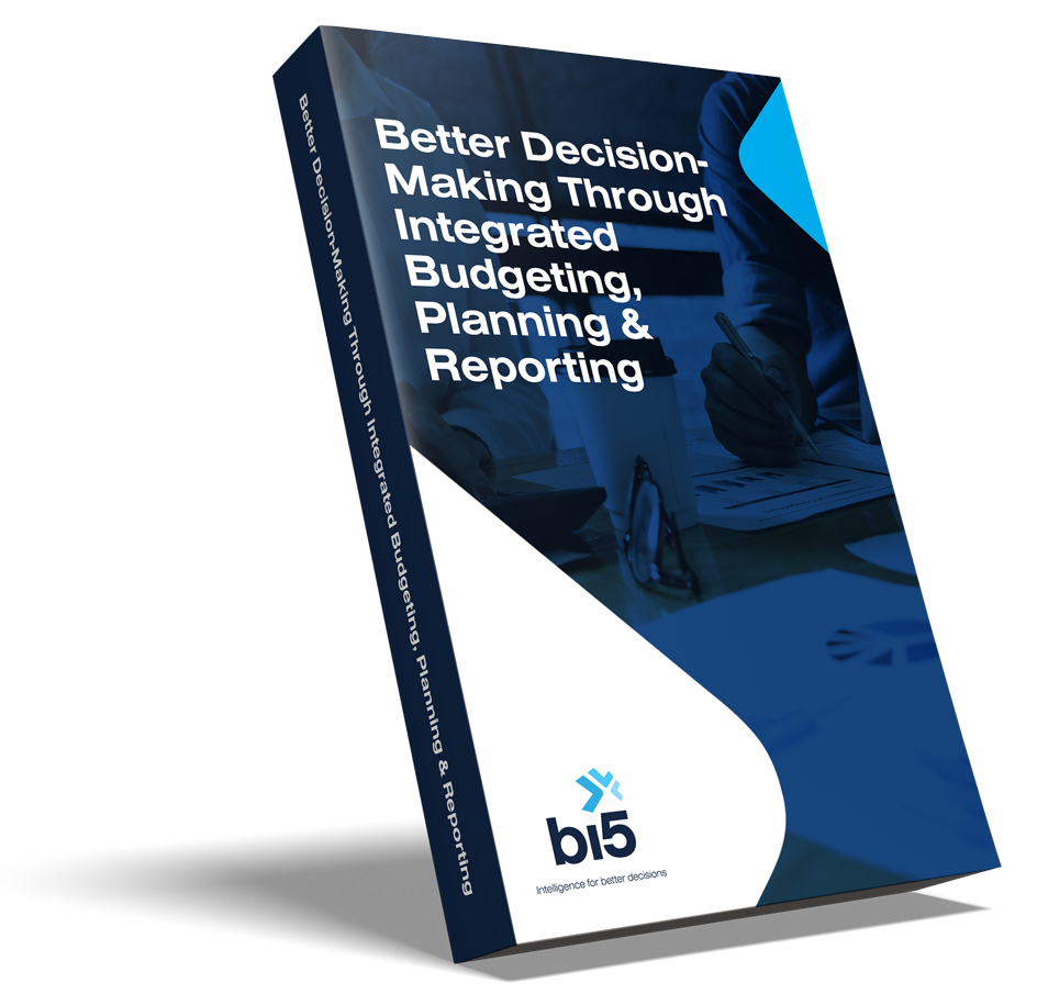 budgeting planning reporting